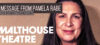 A Message from Pamela Rabe | Help us #TurnOffTheGhostLight