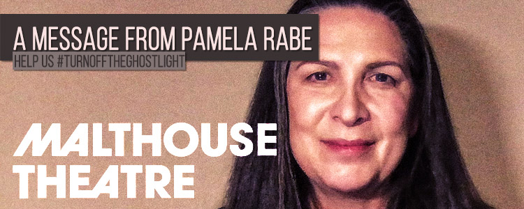 A Message from Pamela Rabe | Malthouse Theatre