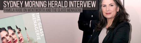 Pamela Rabe on Wentworth and The Glass Menagerie