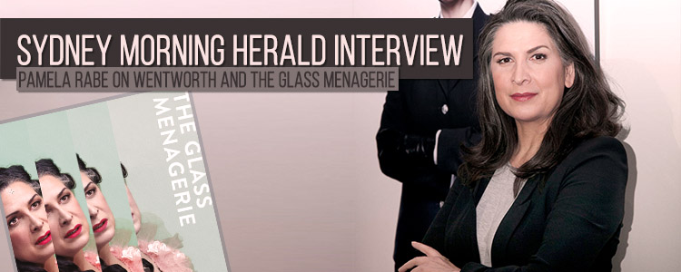 Pamela Rabe interview about Wentworth and The Glass Menagerie