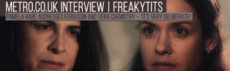 "Pamela Rabe about ""Freakytits"" – 'It's very deliberate!'"