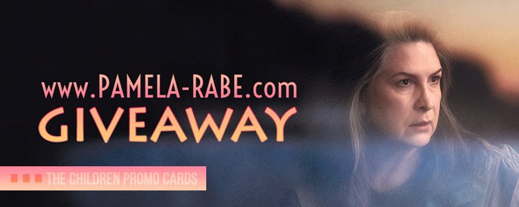 Pamela Rabe Giveaway | The Children Promo Cards