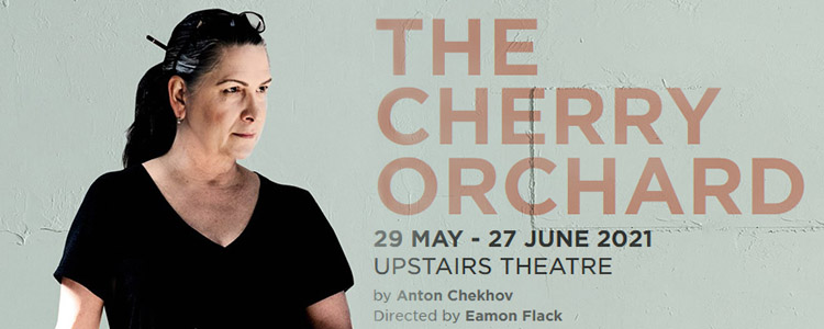 Pamela Rabe in the Cherry Orchard 2021