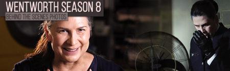Wentworth Season 8.1 Behind the Scenes Photos