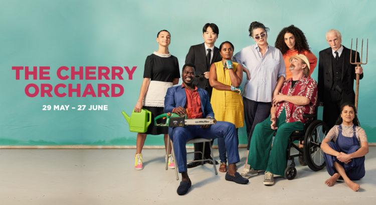 Pamela Rabe The Cherry Orchard 2021