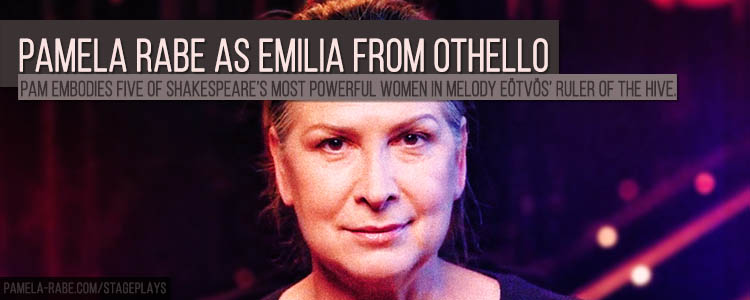 Pamela Rabe as Emilia