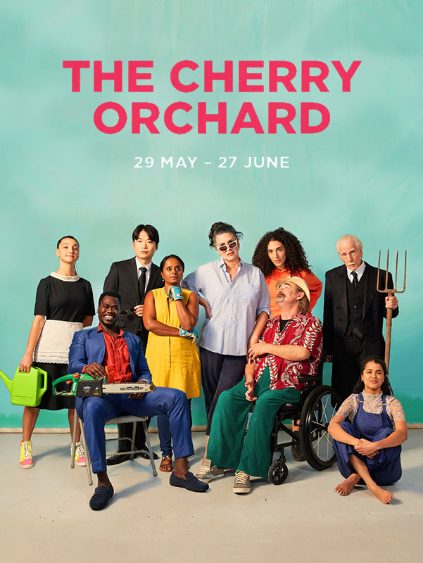 Pamela Rabe in The Cherry Orchard Belvoir ST