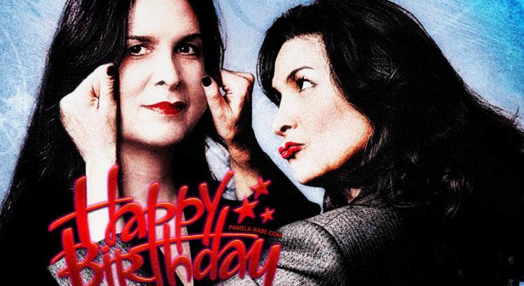 Pamela Rabe Happy Birthday