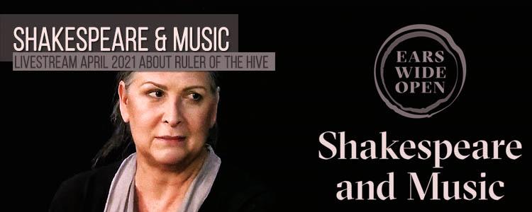 Pamela Rabe | Shakespeare and Music