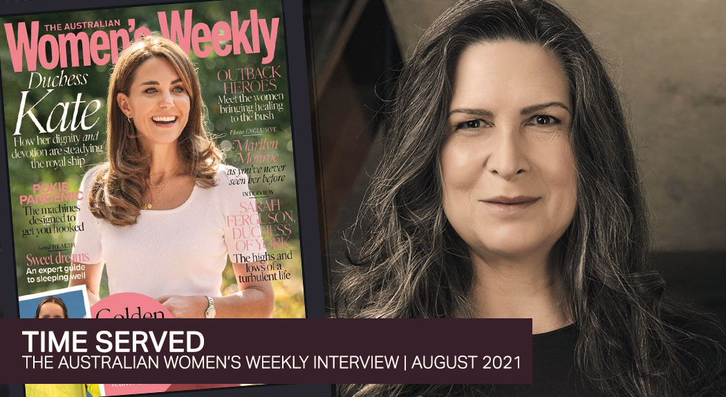 Read more about the article Time Served | The Australian Women's Weekly