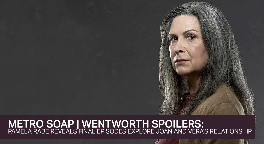 Read more about the article Pamela Rabe reveals final episodes explore Joan and Vera's relationship