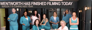 Wentworth has finished filming Season 7