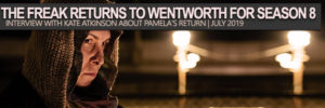 Pamela Rabe | Joan Ferguson returns to Wentworth for Season 8